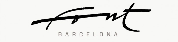 logo font-barcelona